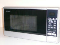 Immaculate Sharp Solo microwave oven