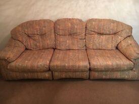 Freebie 3 seater sofa