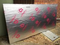 Celotex Insulation 2400x1200x50mm full sheet in VGC