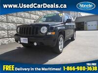 2014 Jeep Patriot North 4X4 Fully Equipped Alloys