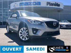 2014 MAZDA CX-5 AWD GT 2.5L CUIR TOIT MAGS HITCH