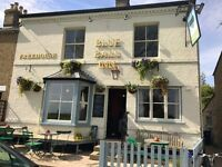 Full and parttime bar staff needed to join our small friendly team