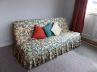 Comfortable Double Bed Settee with storage