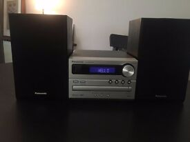 Panasonic Mini CD stereo system