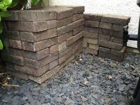 100 Paving blocks