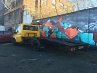 2002 FORD TRANSIT RECOVERY TRUCK 350 MWB TD DIESEL WITH NEW FLAT-BED