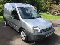 2007 Ford Connect High Top, 1 Years Mot, Service History, £3499 No VAT