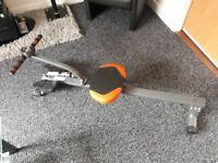BR 1000 rowing machine like new
