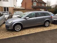 Vauxhall Astra 1.8 design automatic 66k full service history