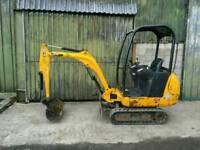 2011 JCB 8014 CTS Mini Digger Excavator