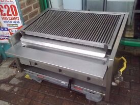 CATERING COMMERCIAL BBQ KEBAB CHARCOAL GRILL FAST FOOD RESTAURANT KITCHEN TAKE AWAY SHOP TAKE AWAY