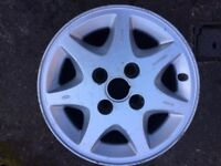 Ford Sierra alloy wheel, XR4x4