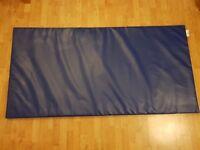 Implay Gym Crash/Exercise Mat - 6ft x 3ft x 2in - (180cm x 90cm x 5cm)