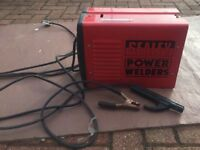 Sealey Power Welding 140 tool. Electric