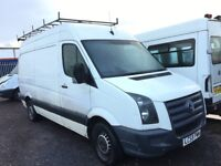 Volkswagen crafter van spare parts available