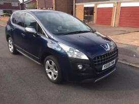 Peugeot 3008 2.0 hdi Exclusive 150bhp