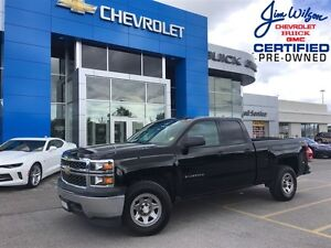 2014 Chevrolet Silverado 1500 2WT 4X4 5.3L V8 WIN/LOCKS KEYLESS!