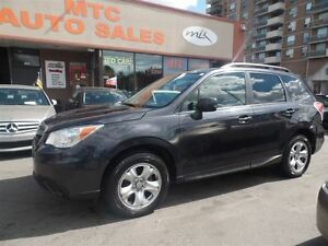 2014 Subaru Forester 2.5i, LOW KM, AWD