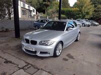 BMW 1 Series 2.0 120d M Sport 2dr 2009 COUPE, WARRANTY, CARD PAYMENTS, CAR4YOU DRIVE AWAY TODAY
