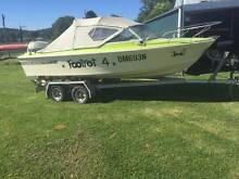 Haines hunter ski/fishing boat V146R Emmaville Glen Innes Area Preview