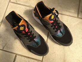 Nike Air Hurache trainers.