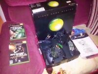 Boxed original xbox and 2 games in working order