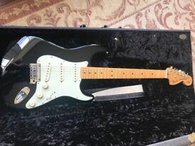 2017 Fender Stratocaster Signature The Edge