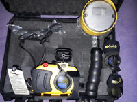 ReefMaster DC 310 digital camera housing