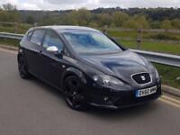 60 2011 SEAT LEON FR TDI CR SPECIAL EDITION HPI CLEAR LOW MILES £5795 PX