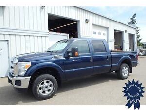 2016 Ford Super Duty F-250 XLT Crew Cab 4x4 - 17,044 KMs