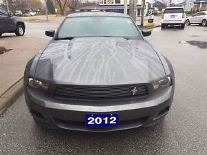 2012 Ford Mustang V6 Leather Winter Tires/Rims, Auto Windsor Region Ontario image 7