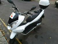 Honda pcx auto drive moped motorcycle scooter only 1399 no offers no offers no offers