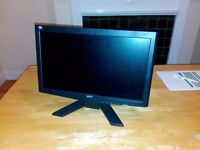 Acer LCD Monitor x193 HQ 19""