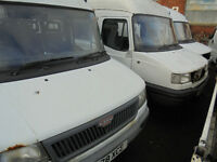 LDV CONVOY BREAKING ALL PARTS AVAILABLE 1996-2005 ENGINES GEARBOXES FUEL PUMPS AXLES ETC