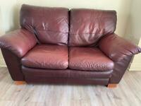 2 1 1 leather sofa