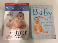 Baby whisperer and what to expect the first year