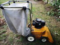 Powerful Petrol Garden Leaf Vacuum Like Billy Goat