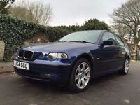 Bmw 320d SE compact. full service history, hpi clear!!!!