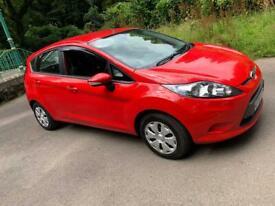 Ford Fiesta Econetic, 2010, Diesel, Free Tax