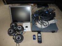 CCTV FULL SYSTEM DAY / NIGHT