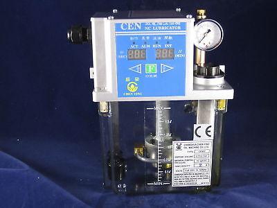 Auto Lubrication Pump For Mill Grinder -cen02 220v Bijur