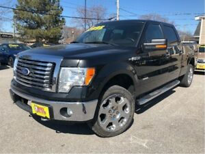2011 Ford F-150 XLT 4WD BACKUP CAMERA CHROME 20 MAGS