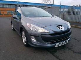 Peugeot 308 1.6 HDi £30 Road Tax *Bargain*