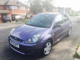 FORD FIESTA 2005/05 ZETEC CLIMATE TDCI DIESEL HPI CLEAR not polo golf vw astra or corsa
