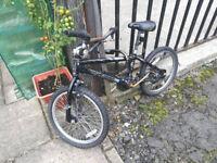 Mongoose Pro Menace BMX bike