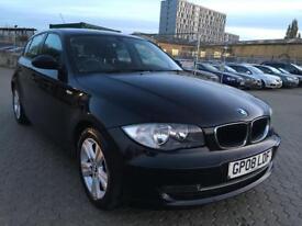 BMW 1 Series 2.0 118d SE 5dr 1 OWNER EXCELLENT CONDITION