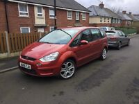 Ford S Max 7 Seater Diesel