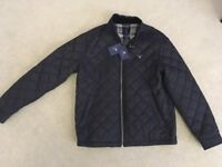 Gant men's quilted jacket XL new with tags
