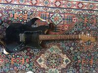 vintage Fender Musicmaster 1979 guitar gibson