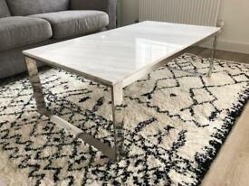 John Lewis Marble Table